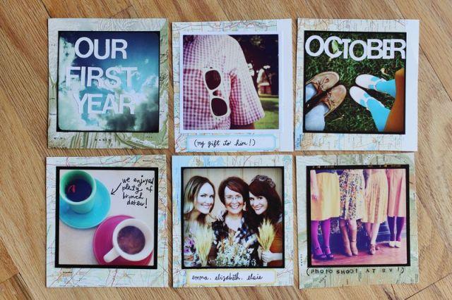 Подарки своими руками фотоальбом